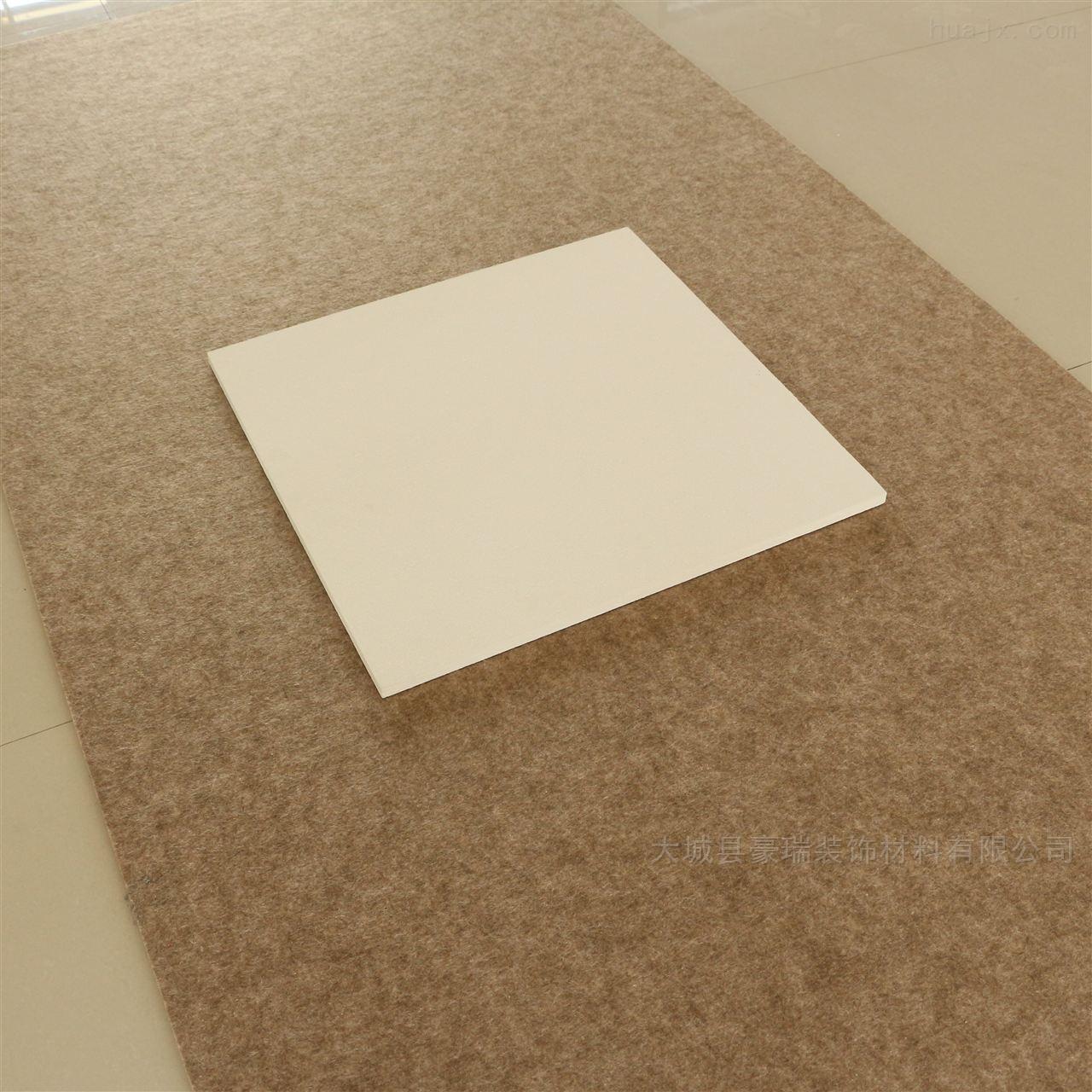 永州音乐厅岩棉装饰吸声板优点经济实惠