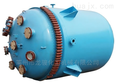 电加热搪瓷反应釜
