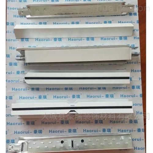 上海岩棉玻纤天花板,用烤漆龙骨定
