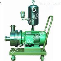 龙兴化工机械 厂家直销 管线式乳化机